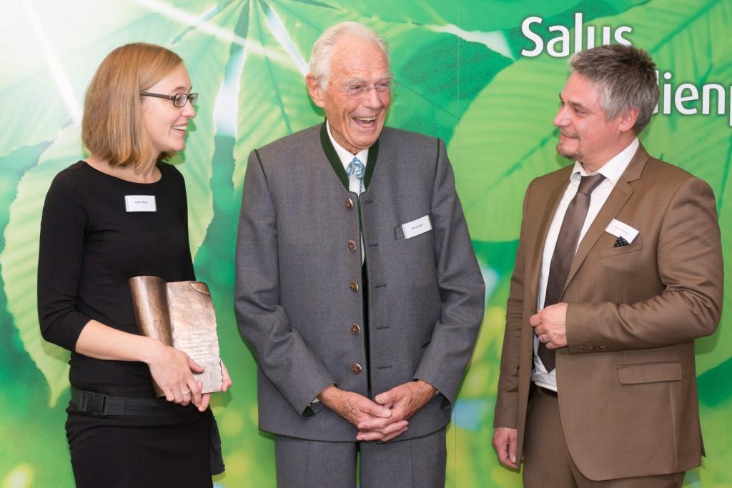 Der Wilhelminenhof – Salus Medienpreis