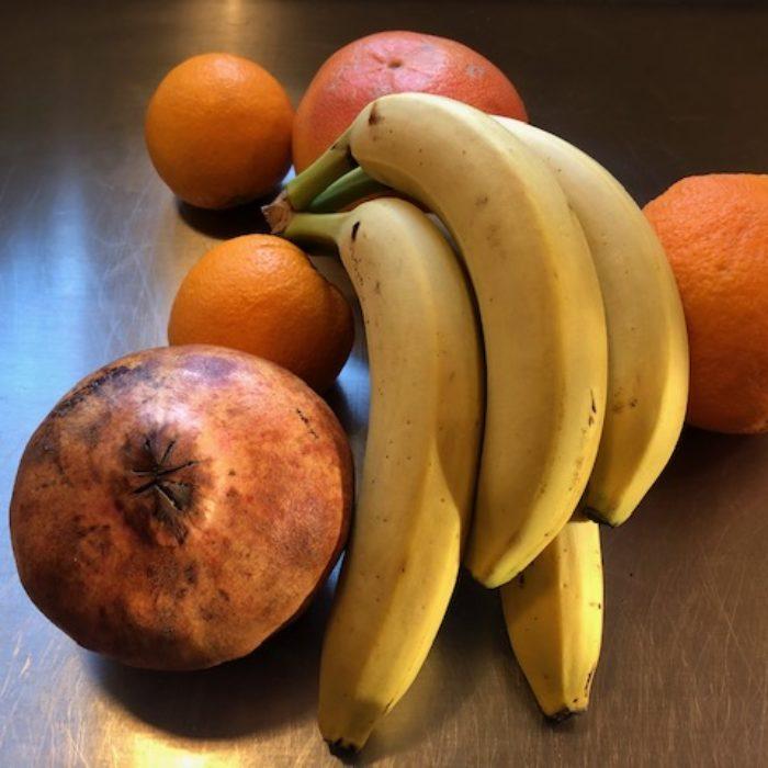 Wie geht das? Südfrüchtehandel in Hamburg