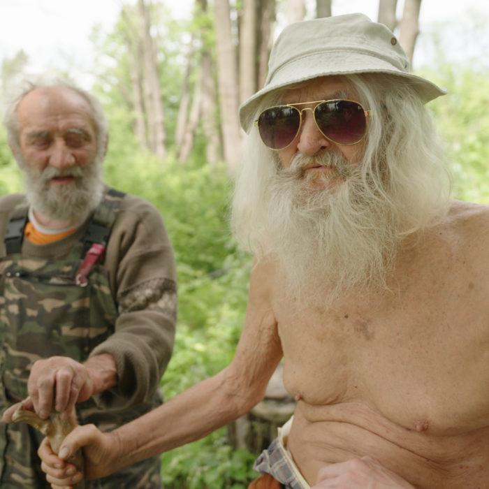 Re: Aussteiger mit 92 – Zuhause in den Karpaten
